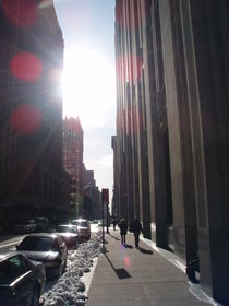 New York Street 2 von Stefan Schulz