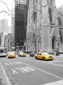 Yellow Cab 2 von Stefan Schulz