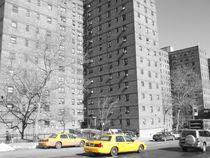Yellow Cab 6 von Stefan Schulz