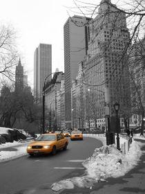 Yellow Cab 5 von Stefan Schulz