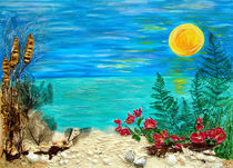 Erinnerung an Bahamas by Nikola Hahn