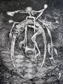 OUROBOROS PERPETUAL MOTION MACHINE von Otto Rapp