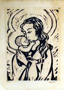 Mutter und Kind  von joloeffler