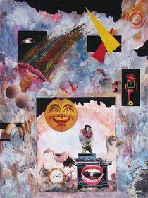 Der Künstler, die Kunst und die Muse by Peter Schneider-Rabel