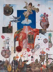 Die Puppenmörderin by Peter Schneider-Rabel