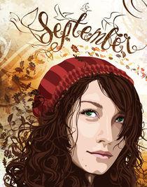 September by Tobias Goldschalt