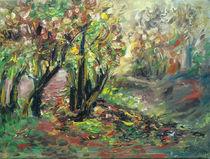 Herbstlandschafft by Frank Carlguth