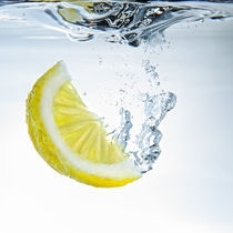 lemon water von photoplace