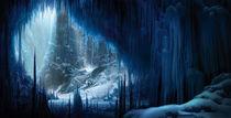 Ice Castle  by Ivan Cavini