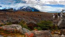 Rohan landscapes by Ivan Cavini