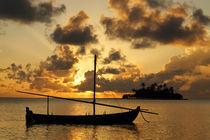 Dream Boat von Norbert Probst