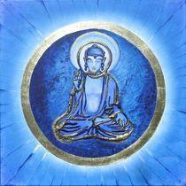 Blue Buddha Akshobhya