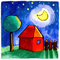 Mondnacht by droigks
