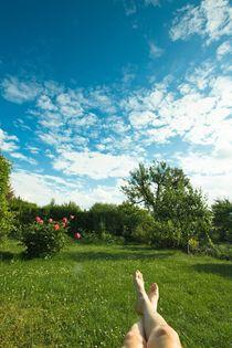 Garten by Lutz Wallroth