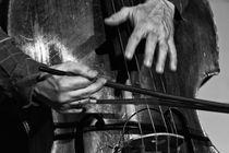 Bass-Solo von Walter Layher