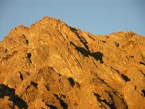 Berge im Lichtwechsel von christian grünberger TIAN GREEN