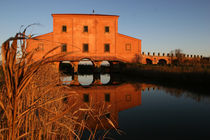 Hausbrücke, Toskana by bou nae