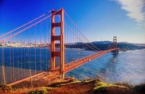 Golden Gate von Heike Loos