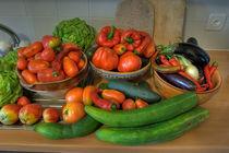 ital Gemüse von Heike Loos