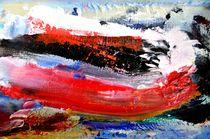 Abstraktes Bild 25 by Eckhard Besuden