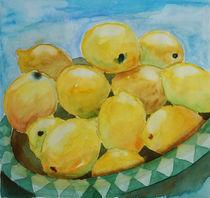 Zitronen by Karin Stein