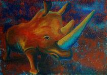 Rhinozerus von Karin Stein