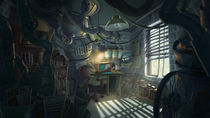 'Odd room' by Jose Luis Estefania