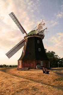 Windmühle von Anja Uhlig