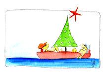 Drei in einem Boot by Karin Tauer