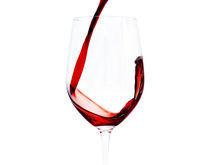 Wein im Glas by triviart