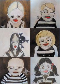 Fankurve von Julia Staron