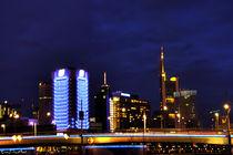 Frankfurt Skyline von Rene Müller