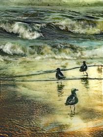 Spaziergang am Meer von artesigno