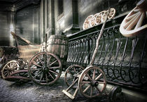 Wheels of history by Maxim Khytra