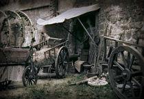 Wheels of history 3 by Maxim Khytra