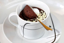Cardamom-Coffee-Cup With Mousse  von lizcollet