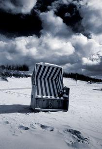 Paradise - Strandkorb auf der Insel von lizcollet