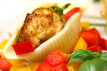 Conchiglie tricolore by lizcollet
