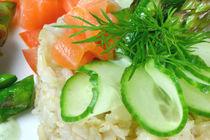 Reisnur ein bisschen Reis und so by lizcollet