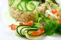 Gemüse in der Appetizer-Warte-Schleife by lizcollet