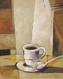 Tasse Kaffee - Cup of Coffee von Lutz Baar