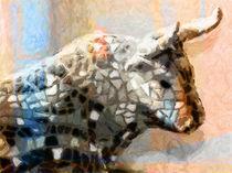 Toro - Stier - Taurus - Bull von Lutz Baar