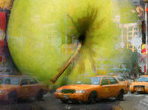 Big Apple by Lutz Baar