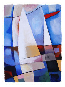 White Sails by Lutz Baar
