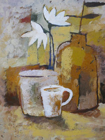 Coffee and Flowers von Lutz Baar