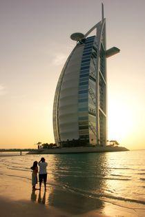 Burj Al Arab, Dubai by Christian Ammering