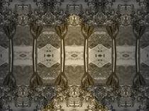 Goldener Tempel by Angela Parszyk