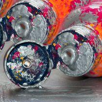 Acrylfarbe von Angela Parszyk