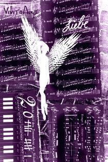Dance Angel by Angela Parszyk
