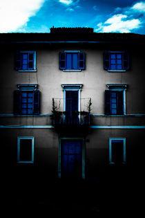 Blaues Nichts by Christine Anni Medwed